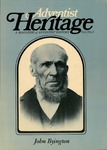 Adventist Heritage - Vol. 01, No. 2 by Adventist Heritage, Inc.
