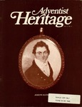 Adventist Heritage - Vol. 05, No. 2 by Adventist Heritage, Inc.