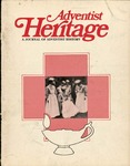 Adventist Heritage - Vol. 08, No. 2 by Adventist Heritage, Inc.