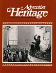 Adventist Heritage - Vol. 11, No. 1 by Adventist Heritage, Inc.