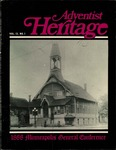 Adventist Heritage - Vol. 13, No. 1 by Adventist Heritage, Inc.