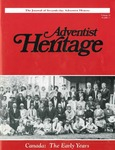 Adventist Heritage - Vol. 14, No. 3