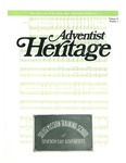 Adventist Heritage - Vol. 15, No. 1 by Adventist Heritage, Inc.