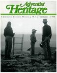 Adventist Heritage - Vol. 18, No. 1