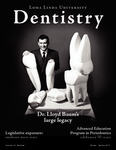 Loma Linda University Dentistry - Volume 23, Number 1