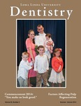 Loma Linda University Dentistry - Volume 25, Number 2 by Loma Linda University School of Dentistry, Mahmoud Torabinejad, Robert P. Corr, and George T. J. Huang