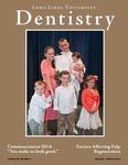 Loma Linda University Dentistry - Volume 25, Number 2