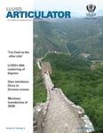 LLUSD Articulator - Volume 27, Number 2 by Loma Linda University School of Dentistry and Rodrigo Viecilli