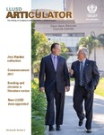 LLUSD Articulator - Volume 28, Number 2 by Loma Linda University School of Dentistry and Montry S. Suprono