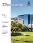 LLUSD Articulator - Volume 30, Number 1 by Loma Linda University School of Dentistry