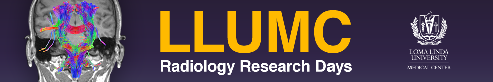 LLUMC Radiology Research Days