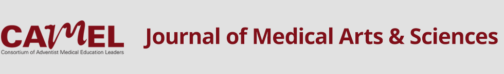 Journal of Medical Arts & Sciences