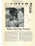 Contrangle - Vol. 2, No. 3 by Dental Students Association