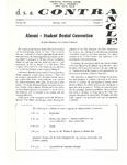 Contrangle - Vol. 3, No. 6 by Dental Students Association