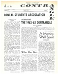 Contrangle - Vol. 4, No. 1 by Dental Students Association