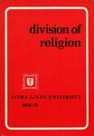 1974 - 1975 Bulletin