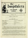 Volume 1, Number 5 by 47th General Hospital and Ben E. Grant Major, Medical Reserve Corps