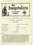 Volume 2, Number 1 by 47th General Hospital and Cyril B. Courville MD, Major, Medical Reserve Corps