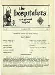 Volume 2, Number 4 by 47th General Hospital and Cyril B. Courville MD, Major, Medical Reserve Corps