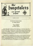 Volume 3, Number 1 by 47th General Hospital and Cyril B. Courville MD, Major, Medical Reserve Corps