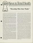 """#10 - """"Worship Him that Made"""""""
