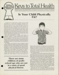 #29 - Is Your Child Physically Fit? by Department of Health Education