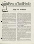#50 - Help for Arthritis