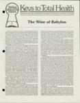#51 - The Wine of Babylon