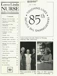 Loma Linda Nurse - Vol. 01, No. 01 by Loma Linda University School of Nursing
