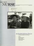 Loma Linda Nurse - Vol. 05, No. 01 by Loma Linda University School of Nursing