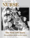Loma Linda Nurse - Vol. 14, No. 01 by Loma Linda University School of Nursing