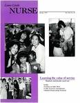 Loma Linda Nurse - Vol. 07, No. 02 by Loma Linda University School of Nursing