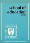 1975 - 1976 Bulletin