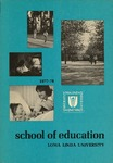 1977 - 1978 Bulletin by Loma Linda University