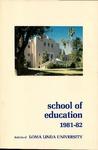 1981 - 1982 Bulletin