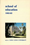 1982 - 1983 Bulletin