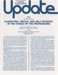 Update - November 1989 by Loma Linda University Center for Christian Bioethics