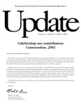 Update - March 2002 by Loma Linda University Center for Christian Bioethics